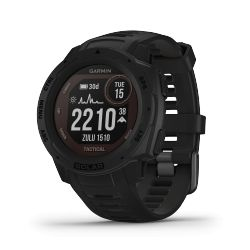 Montre Garmin Instinct Solar – Tactical Edition Noir 010-02293-03