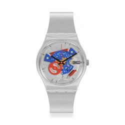 Montre Swatch x NASA Gent GZ355 - TAKE ME TO THE MOON