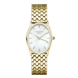 Montre Femme Rosefield The Oval OWGSG-OV01