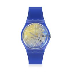 Montre Swatch Gent GN278 - YELLOW DISCO FEVER