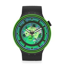 Montre Swatch Big Bold SB01B125 - COME IN PEACE !