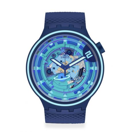 Montre Swatch Big Bold SB01N101 - SECOND HOME