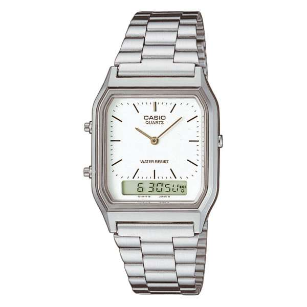 montre casio vintage mixte