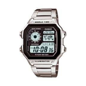 Montre Homme Casio Vintage AE-1200WHD-1AVEF
