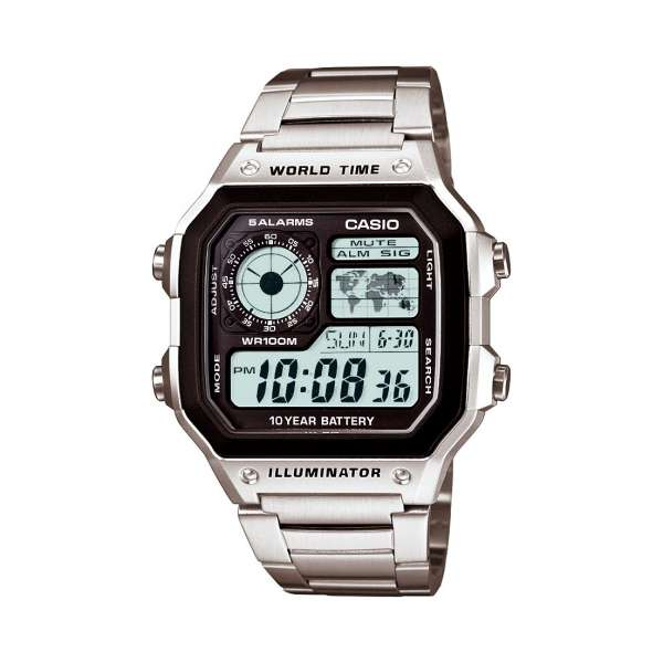 montred casio