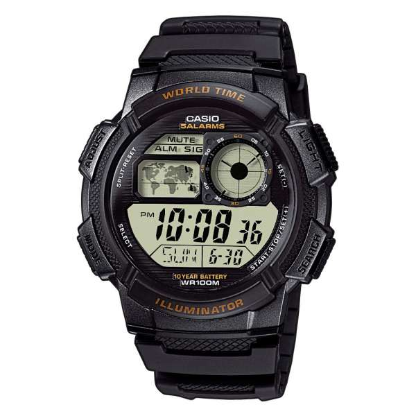 Montre Homme Casio Collection AE-1000W-1AVEF