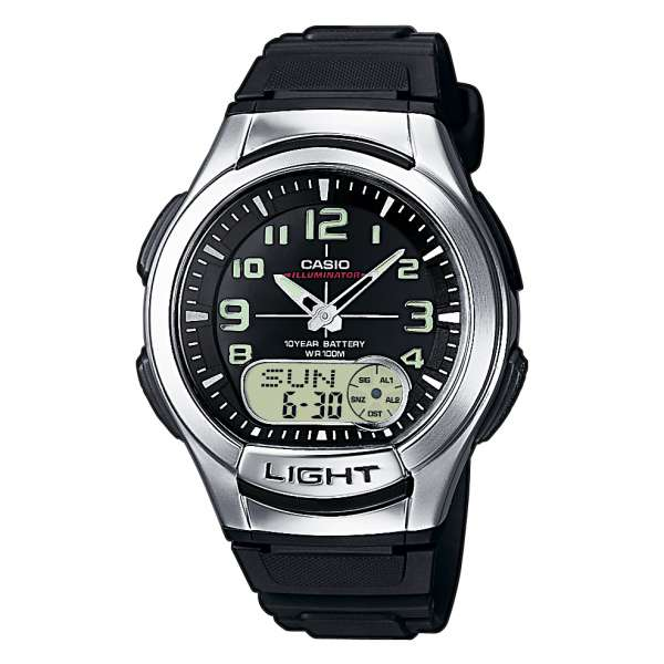 Montre Homme Casio Collection AQ-180W-1BVES