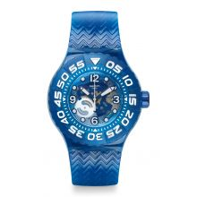 Montre Mixte Swatch  SUUS100 - LA NAVE VA