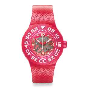 Montre Mixte Swatch  SUUP100 - DEEP BERRY