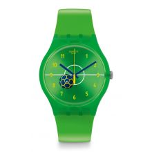 Montre Mixte Swatch  SUOZ175 - ENTUSIASMO