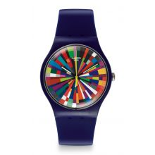 Montre Mixte Swatch SUOV101 - COLOR EXPLOSION