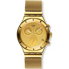 Montre Homme Swatch YCG410GA - GOLDEN COVER L