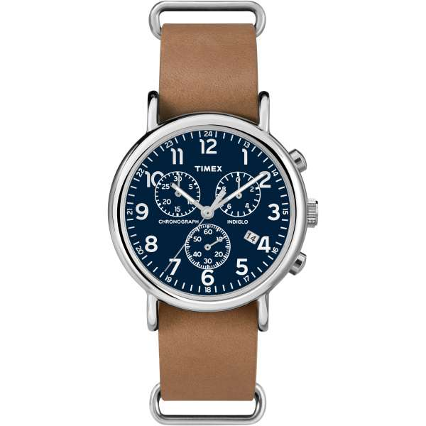 Montre Homme Timex The Weekender TW2P62300D7