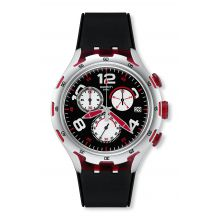 Montre Homme Swatch YYS4004 - RED WHEEL
