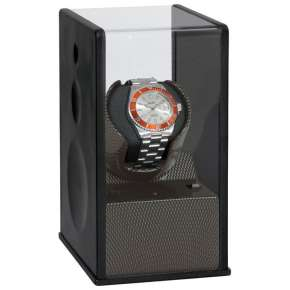 Remontoir Beco Satin Carbon Expert pour une montre automatique Beco Satin Carbon - 309401