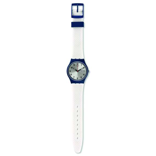 Montre Mixte Swatch GN720 - WHITE DELIGHT