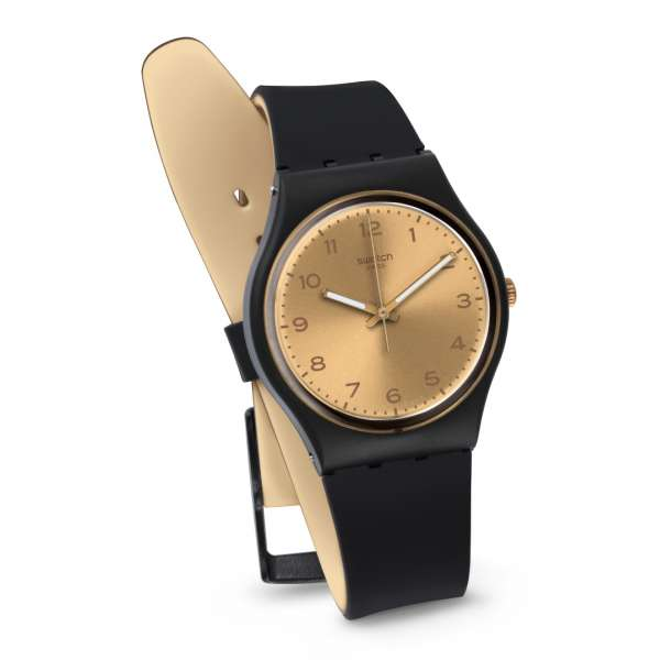 Montre Homme Swatch GB288 - GOLDEN FRIEND TOO