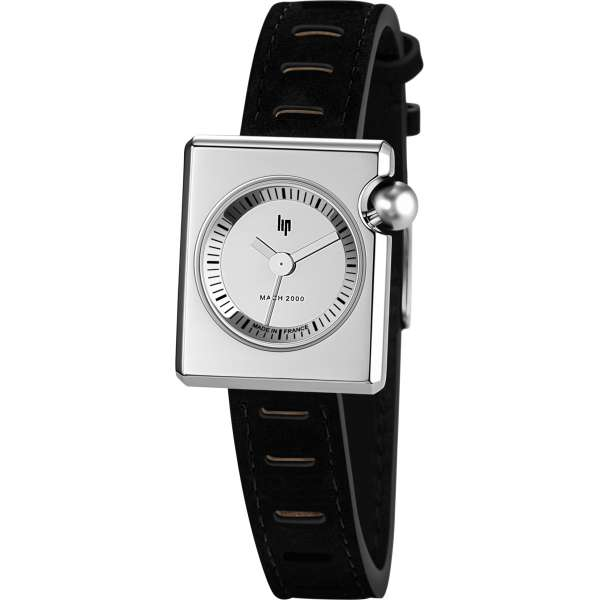 Montre Femme Lip 671103 - Mach 2000 mini square