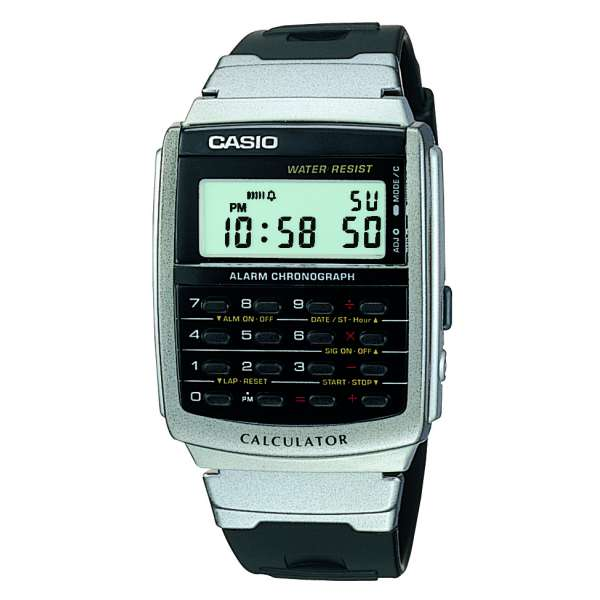 Montre Mixte Casio CA-56-1ER
