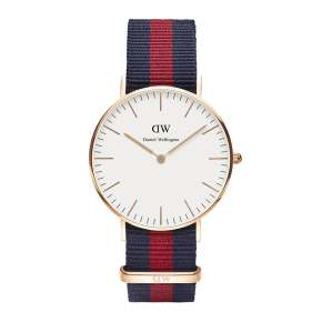 Montre Homme Daniel Wellington 36mm DW00100029 (W0501DW)