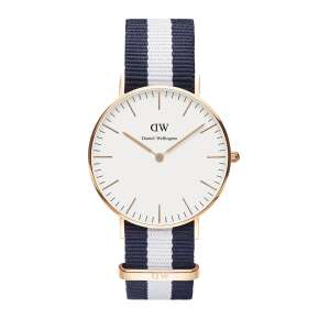 Montre Homme Daniel Wellington 36mm DW00100031 (W0503DW)
