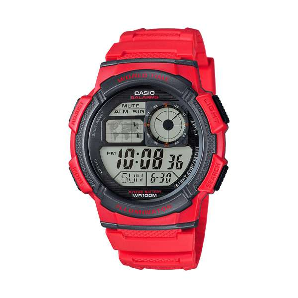 Montre Homme Casio Collection AE-1000W-4AVEF