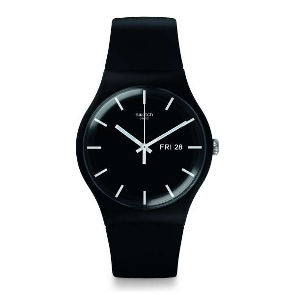 Montre Homme Swatch SUOB720 - MONO BLACK