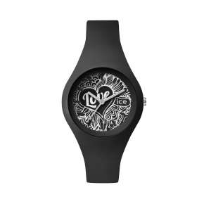 Montre Femme Ice-Watch Small LO.BK.DO.S.S.16