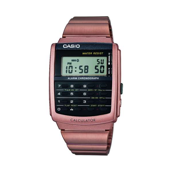 montres casio calculatrice