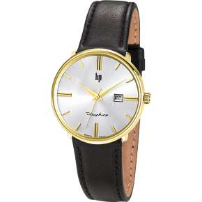 Montre Femme Lip DAUPHINE 34 GOLD DATE 1960 - 671316