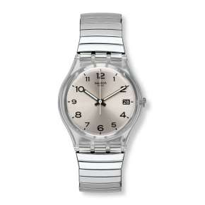 Montre Femme Swatch Gent GM416B - SILVERALL S
