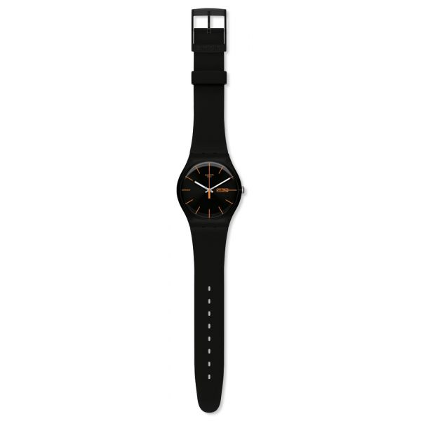 Montre Homme Swatch SUOB704 - DARK REBEL