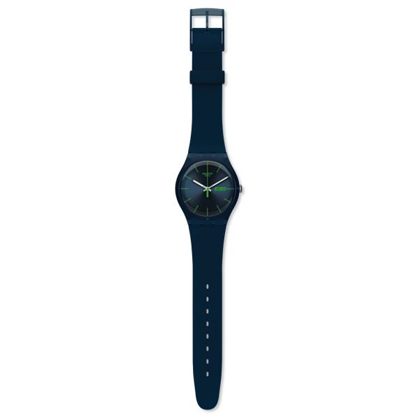 Montre Mixte Swatch SUON700 - BLUE REBEL