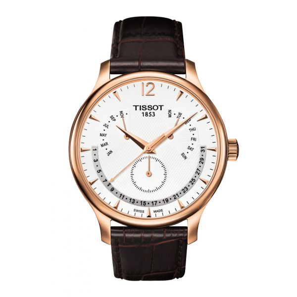 Montre Homme Tissot Tradition T0636373603700