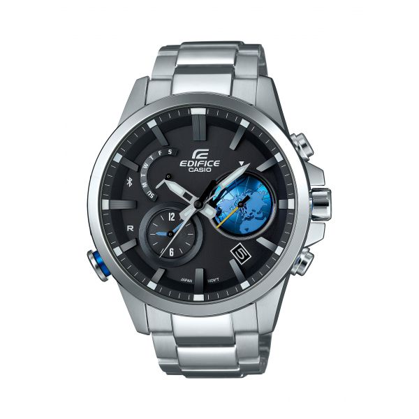 Montre Homme Casio Edifice Bluetooth EQB-600D-1A2ER
