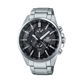 Montre Homme Casio Edifice Alarm et World Time ETD-300D-1AVUEF