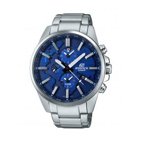 Montre Homme Casio Edifice Alarm et World Time ETD-300D-2AVUEF
