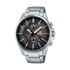 Montre Homme Casio Edifice Alarm et World Time ETD-300D-5AVUEF