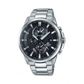 Montre Homme Casio Edifice Alarm et World Time ETD-310D-1AVUEF