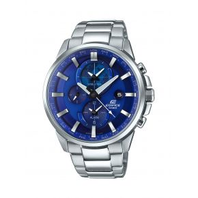 Montre Homme Casio Edifice Alarm et World Time ETD-310D-2AVUEF