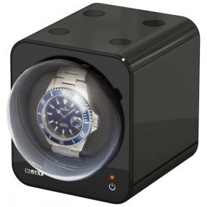 Remontoir Fancy Brick Boxy noir pour montre automatique 309395