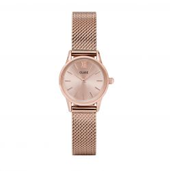 Montre Femme Cluse La Vedette Mesh Full Rose Gold 24mm CL50002
