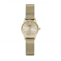 Montre Femme Cluse La Vedette Mesh Full Gold 24mm CL50003