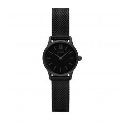 Montre Femme Cluse La Vedette Mesh Full Black 24mm CL50004