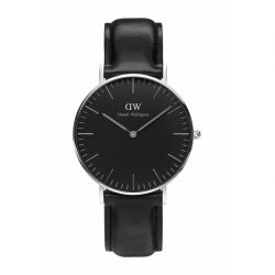 Montre Femme Daniel Wellington Sheffield Silver 36mm DW00100145