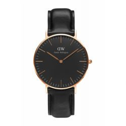 Montre Femme Daniel Wellington Sheffield Rosegold 36mm DW00100139