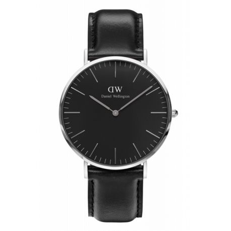 Montre Homme Daniel Wellington Sheffield Silver 40mm DW00100133
