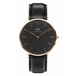 Montre Homme Daniel Wellington Sheffield Rosegold 40mm DW00100127
