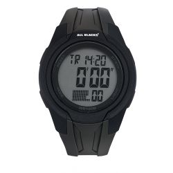 Montre Homme All Blacks digitale noire 680278
