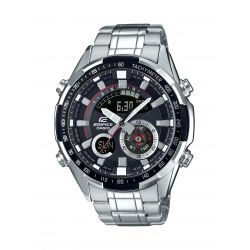 Montre Homme Casio Edifice Double Affichage ERA-600D-1AVUEF